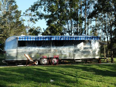 The beautiful iconic Airstream