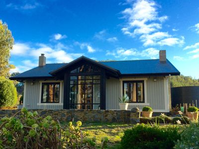 "The Writer""s House at Frenchman's River, Cygnet, Tasmania"