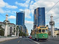 The Melbourne Tram