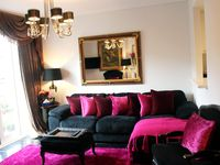 Cosy and Colorful living room