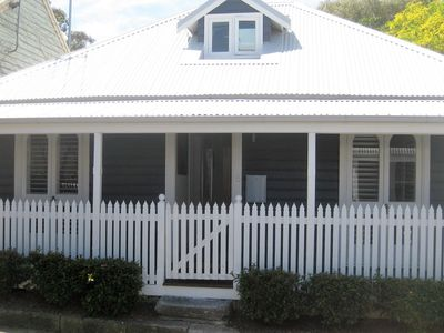 Heritage listed, recently renovated fisherman's cottage