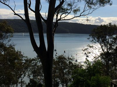 Stunning Views to beautiful Pittwater