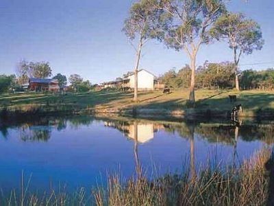 Peaceful property, Platypus Park Country Retreat