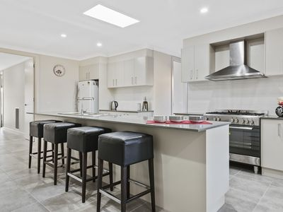 Modern, Fully Equipped Kitchens