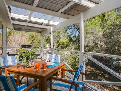 Lazy breakfasts, summer breezes, sunset barbeques on the deck...