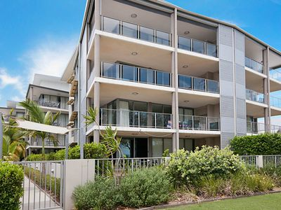Spectacular Unit Overlooking Pumicestone Passage - 15/133 Welsby Pde, Bongaree