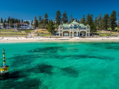 Iconic Cottesloe beach