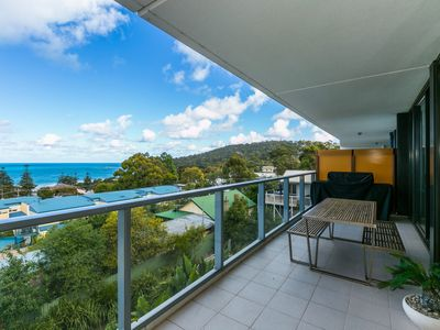 LORNE CHALET APARTMENT 42 - TOP OF THE TOWN