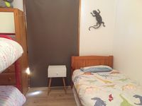 Bedroom 3 - single and bunkbed