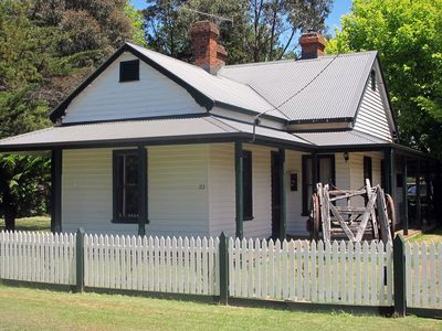Lynden cottage