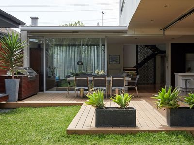 the perfect indoor-outdoor flow
