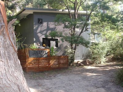 Total seclusion in the heart of Halls Gap
