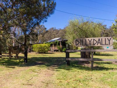Dilly Dally at Wollombi, Wollombi, Hunter Valley