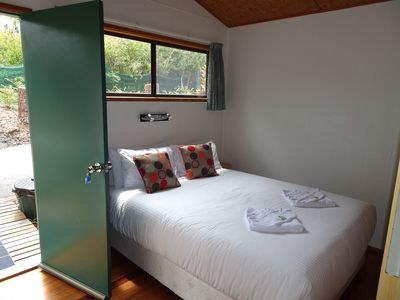 17 Korora Palms - 1 Bedroom Bure Bedroom