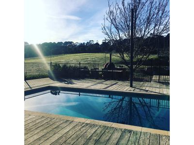 The Lakehouse - Great family home with Pool & Tennis Court