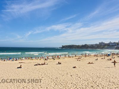Location - Bondi Beach