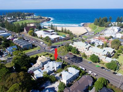 Superb Location - only 100m to patrolled Kiama Surf Beach