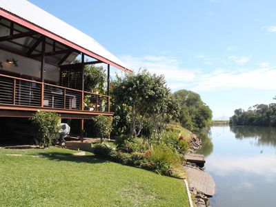 Riverside Cottage on Palmers Channel 10mins to Yamba NSW