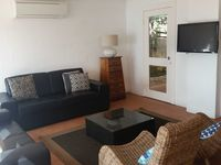 Flat screen TV, Air-con and comfortable furnishings