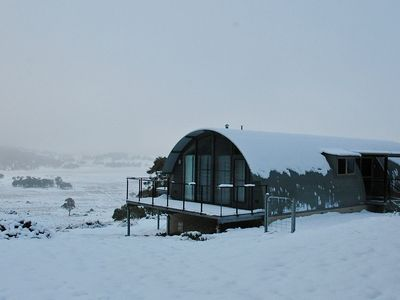 Fully insulated with double glazing, Bilyana's extensive views are outstanding.