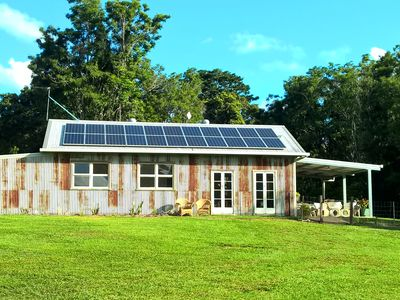 TheRiverCottage enjoy off grid solar living