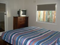 Main bedrom with digital TV (not pictured)