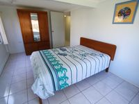 Large spacious double bedroom downstairs.