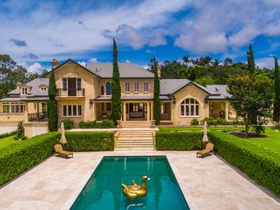 Le Paradis - boutique French manor w/ ocean views
