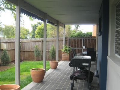 Unit 5 - Private Courtyard