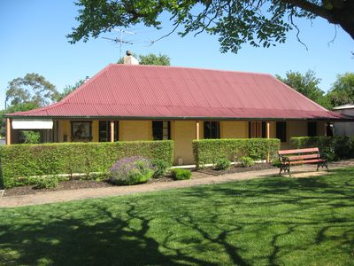Heritage building in quiet location - Goat Square Cottages - Tanunda
