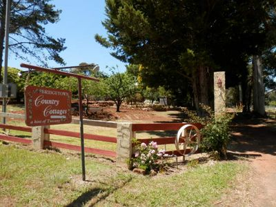 Country Cottages of Bridgetown