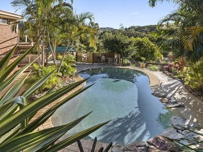 Your Completey Amazing Private Sparkling Inground Pool with Great Dividing Range