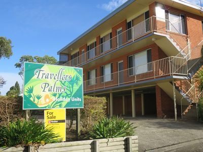 TRAVELLERS PALMS UNIT 1 - RECENTLY RENOVATED