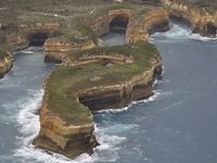 See the amazing Loch Ard Gorge at Port Campbell, an ideal day trip from property