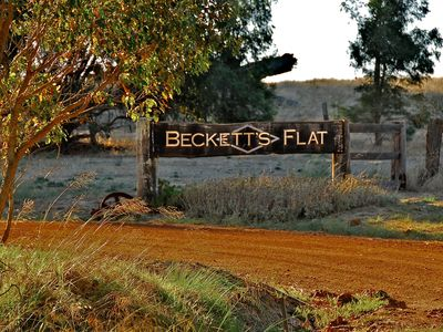 Welcome to Beckett's Flat Winery