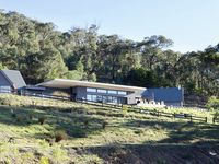 TS Valley Villa perched on the hillside