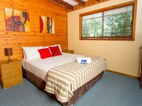 Cottage 1 Main Bed
