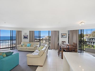Rocks Resort 8J - Currumbin Beachfront