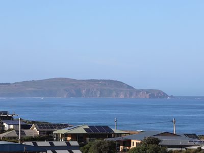 Cape Woolamai from Front Deck