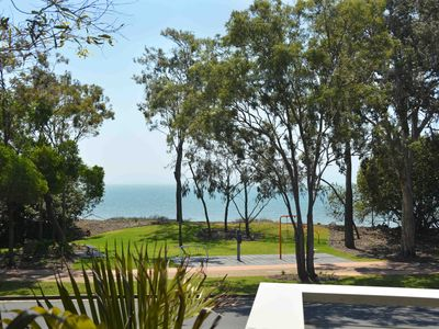 Stunning torquoise water views from your verandah and every room