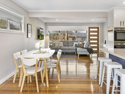 Living, Kitchen and Dining