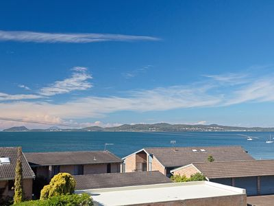5 'The Point' 5-7 Mitchell Street - large balcony and great water views
