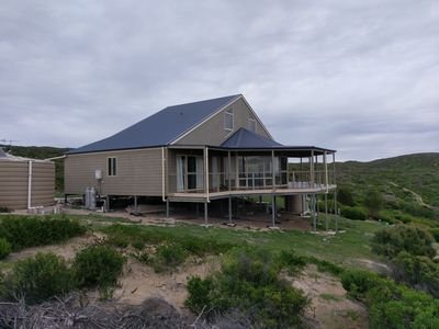 Wedge Island Accommodation
