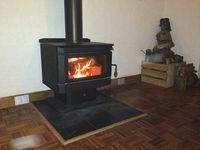 One of the Wood Heaters