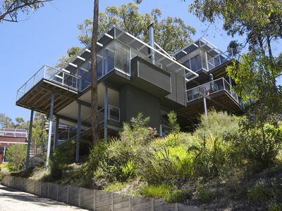 Enjoy an architectually designed home with glorious views