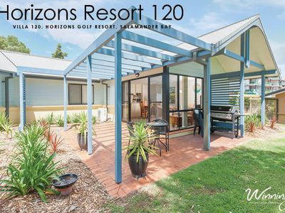 Horizons Golf Resort Accommodation 120