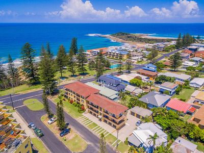 Flinders Lodge - fantastic views, opposite Main Beach