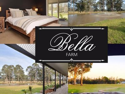 Bella Farm Country House Hunter Valley