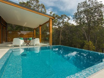 Westlodge Private Infinity Pool