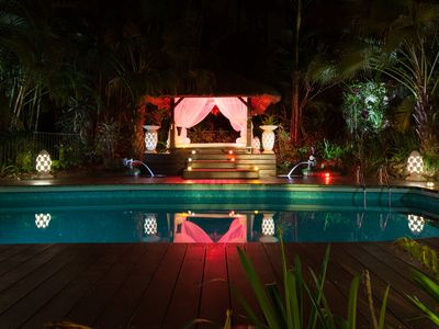 Sanctuary in The Pocket, Byron Bay Hinterland Accommodation and Wedding Venue